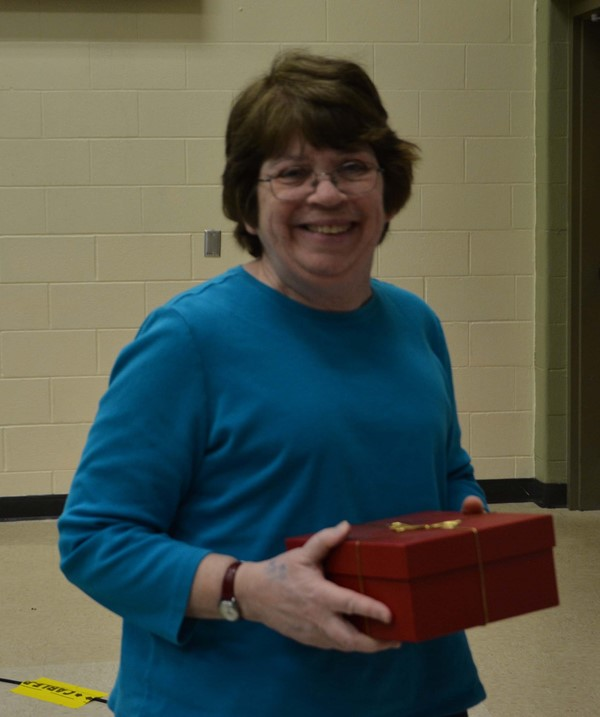 Retiree Mary Kay Gillick, Paraprofessional, Lakewood High School