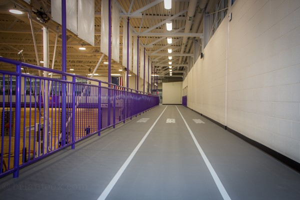Athletic Facilities Opening 2017