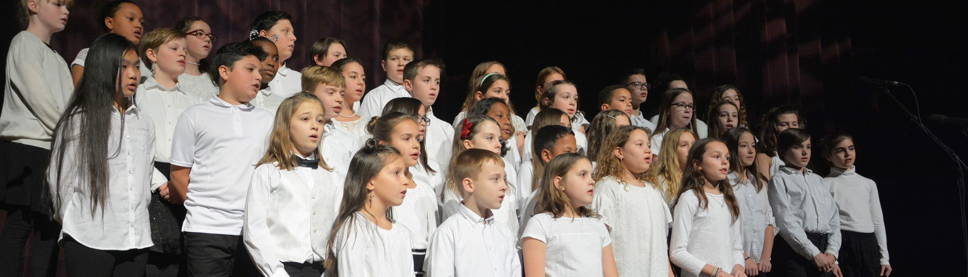 Elementary Honors Choir