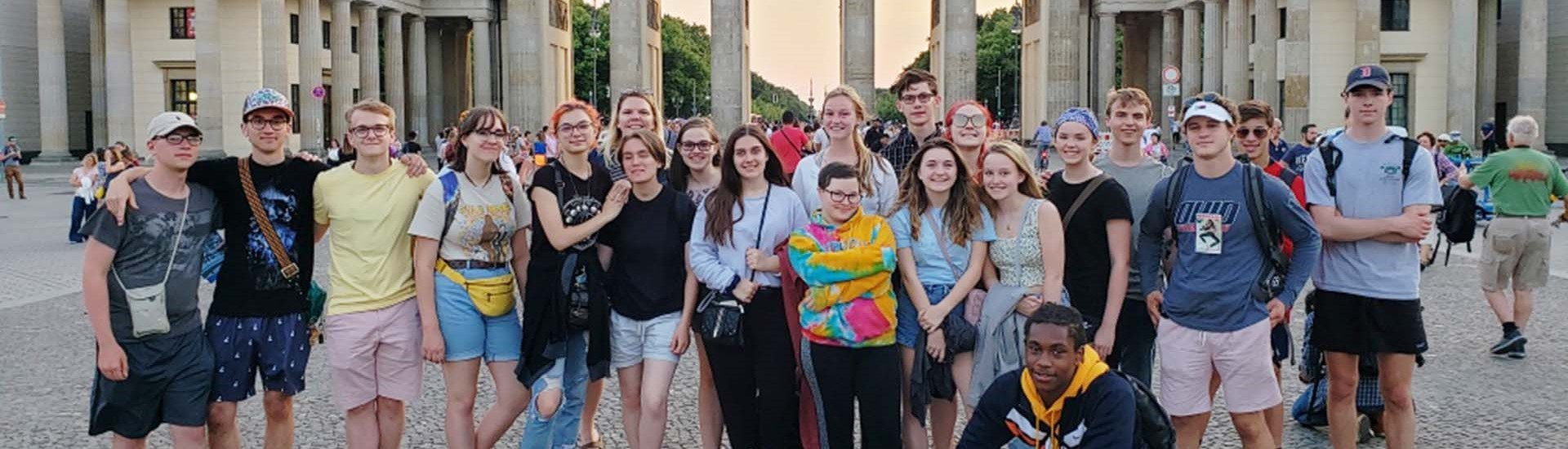 LHS students in Berlin