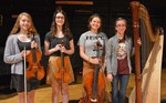All State Orchestra students