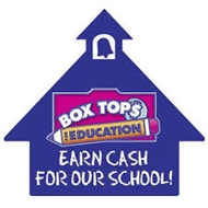 PTSA Collecting Box Tops for Education