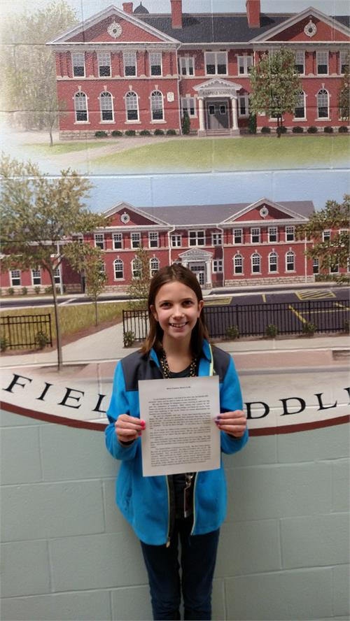 """student essay on what it means to be an american 8th grader wins """"what freedom means to me"""" essay contest brandi anderson is an 8th grade student at warner christian does so because some other american."""