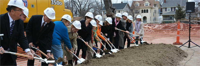 Lincoln Elementary Groundbreaking