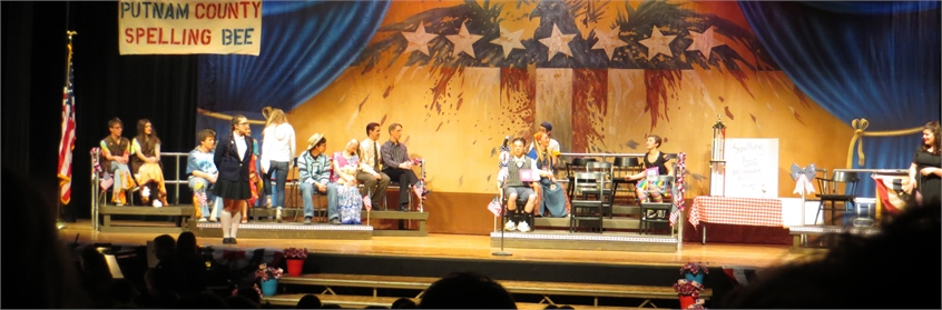 Spring Musical: 25th Annual Putnam County Spelling Bee