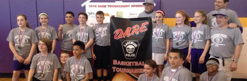 Emerson, 2016 D.A.R.E. Tournament champs