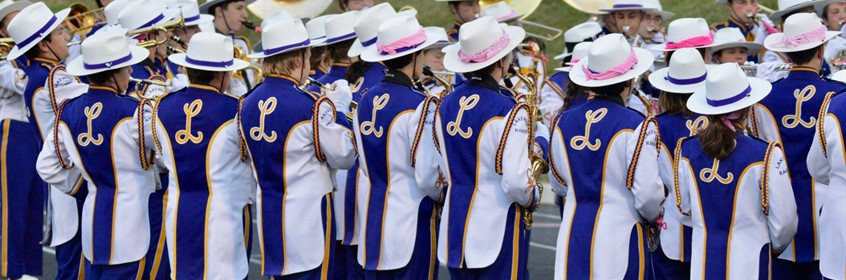 Ranger Marching Band