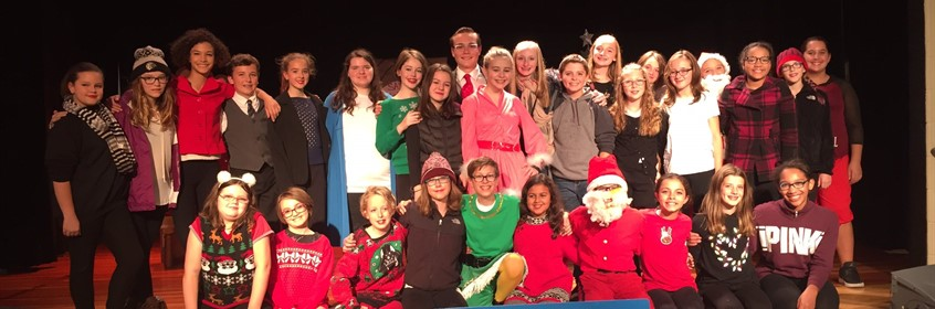 Elf Jr cast