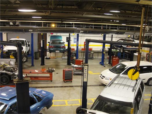 State of the Art Auto Tech Lab