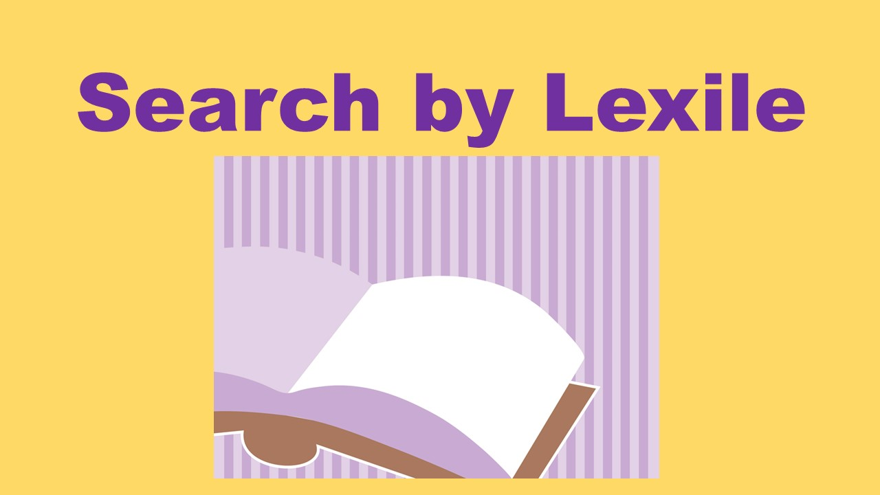 Search by Lexile