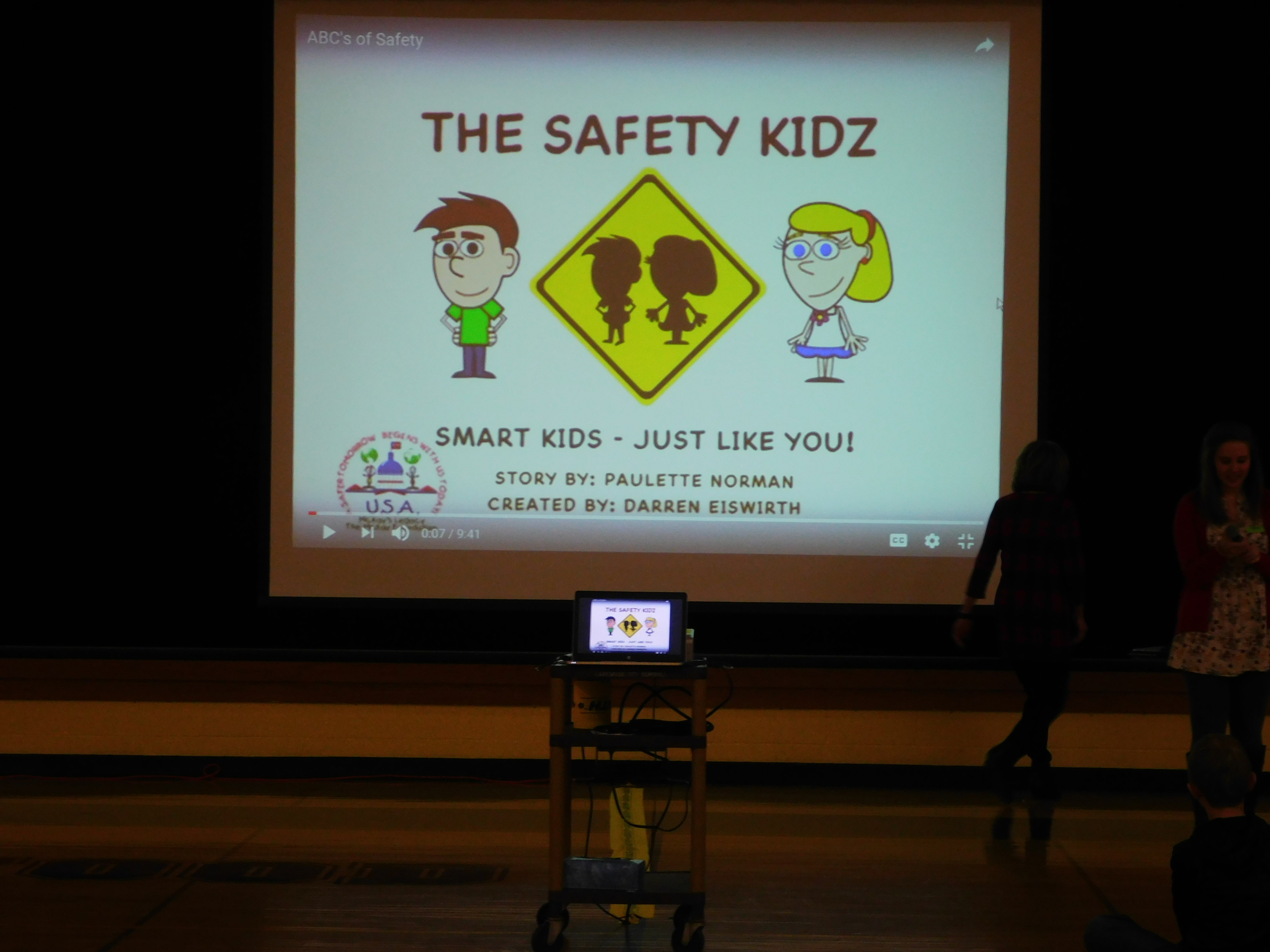 Personal Safety Assembly