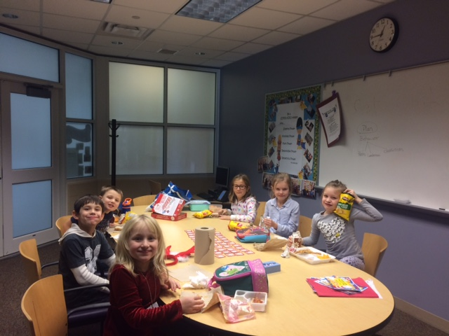 Mrs. Powers Lunch Bunch!