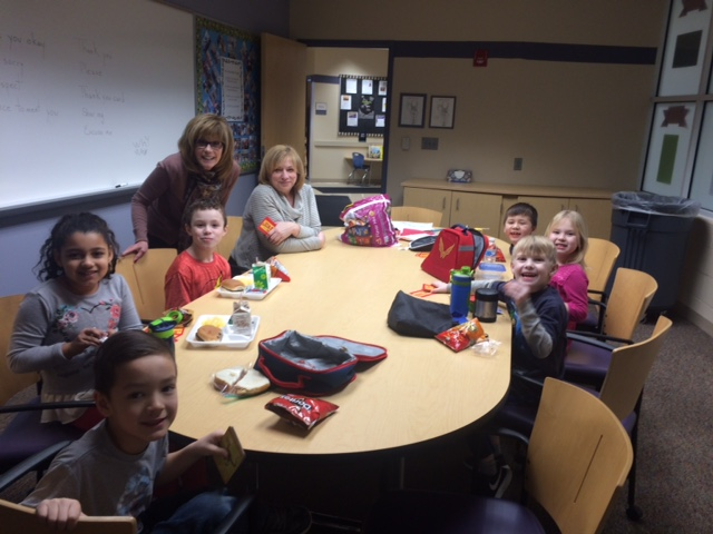 January Lunch Bunch!